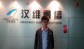 达内上海C++学员小张就业情况