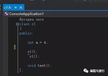 反汇编探索C++虚函数实现多态的机制